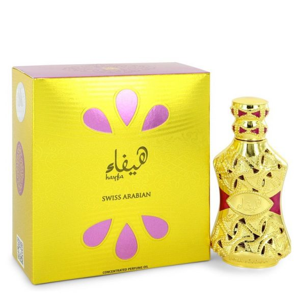 Nước hoa Swiss Arabian Hayfa Concentrated Perfume Oil 15ml nữ