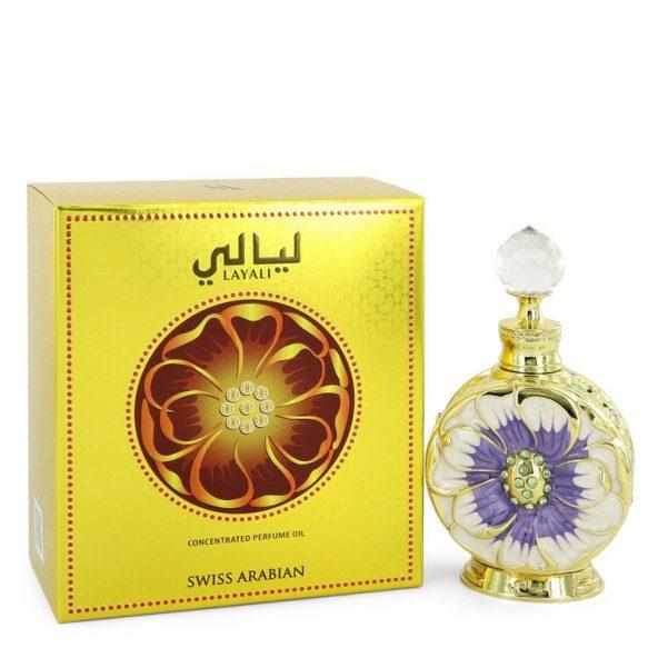 Nước hoa Swiss Arabian Layali Concentrated Perfume Oil 15ml nữ