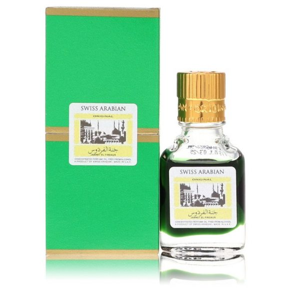 Nước hoa Swiss Arabian Layali El Ons Concentrated Perfume Oil Không cồn 100ml 3