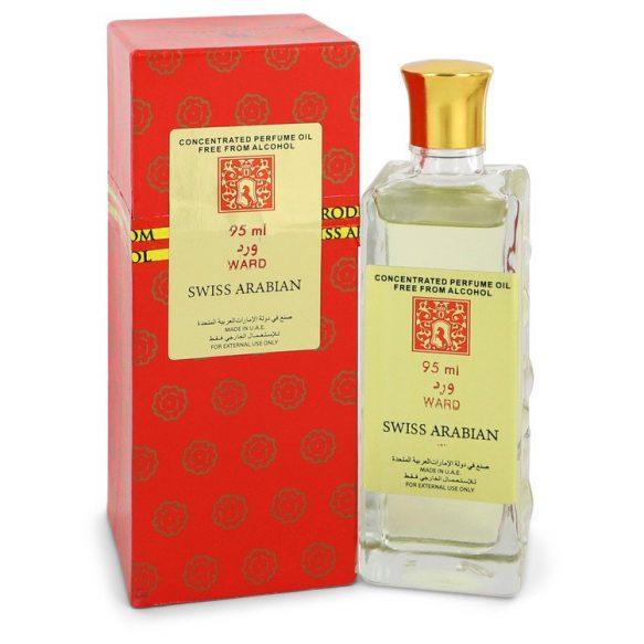 Nước hoa Swiss Arabian Ward Concentrated Perfume Oil Không cồn 100ml 3