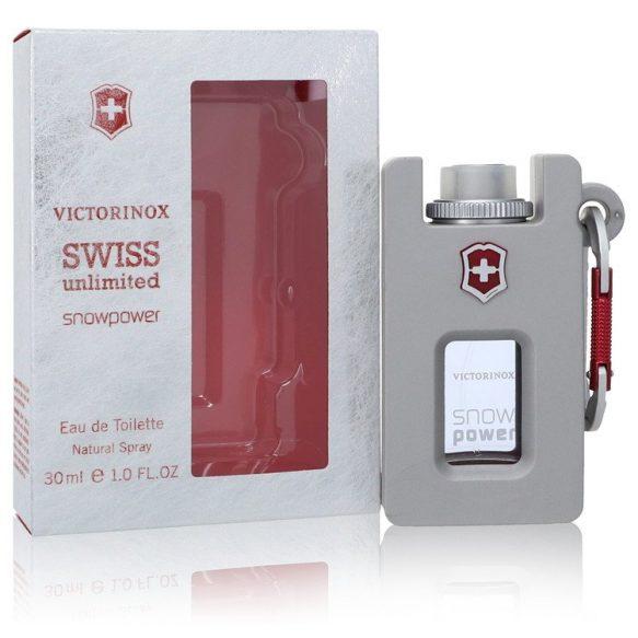 Nước hoa Swiss Unlimited Snowpower Eau De Toilette EDT 30ml nam