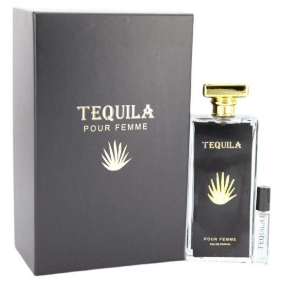 Nước hoa Tequila Pour Femme Noir Eau De Parfum EDP with Free Mini 5ml EDP 100ml nữ