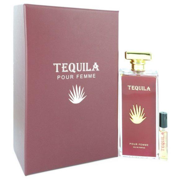 Nước hoa Tequila Pour Femme Red Eau De Parfum EDP + Free 5ml Mini EDP 100ml nữ