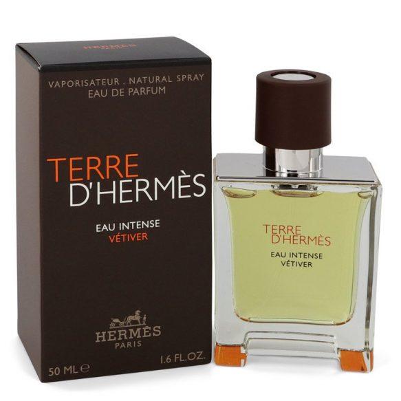 Nước hoa Terre D'Hermes Eau Intense Vetiver Eau De Parfum EDP 50ml nam