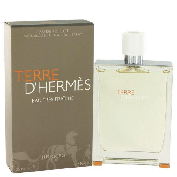Nước hoa Terre D'Hermes Eau Tres Fraiche Eau De Toilette EDT 125ml nam