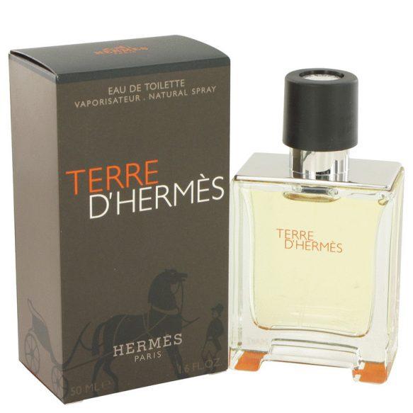 Nước hoa Terre D'Hermes Eau De Toilette EDT 50ml nam