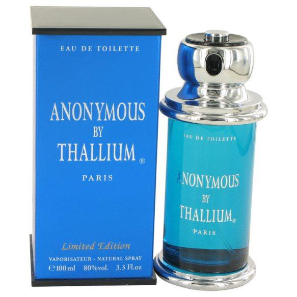 Nước hoa Thallium Anonymous Eau De Toilette EDT 100ml nam