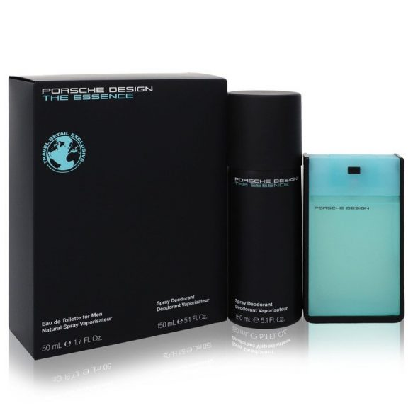 Nước hoa The Essence Bộ quà tặng 50ml Eau De Toilette EDT + 150ml Deodorant nam