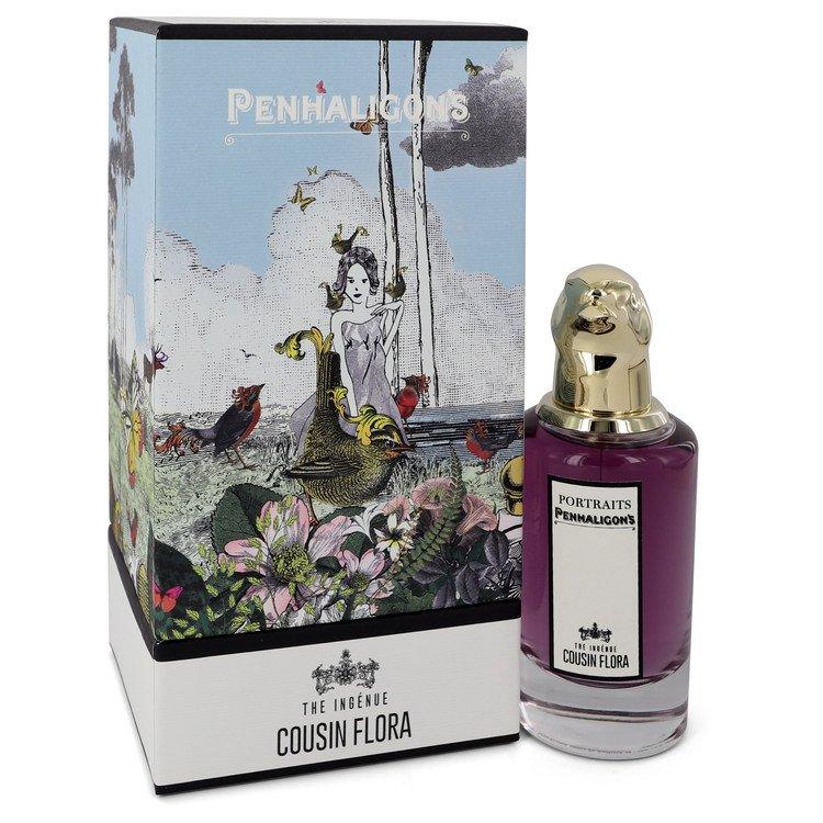 Nước hoa The Ingenue Cousin Flora Eau De Parfum EDP 75ml Sale Từ Mỹ Pháp UK Giá sỉ rẻ nhất ở tại Hà nội & TPHCM