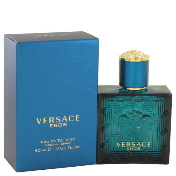Nước hoa Versace Eros Eau De Toilette EDT 50ml nam