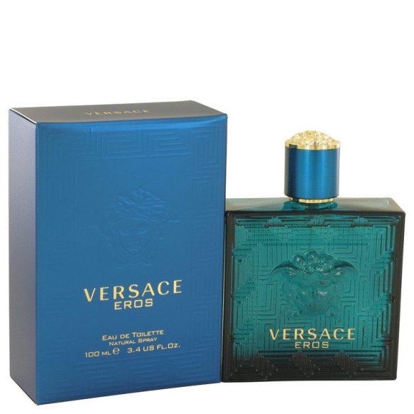 Nước hoa Versace Eros Eau De Toilette EDT 100ml nam