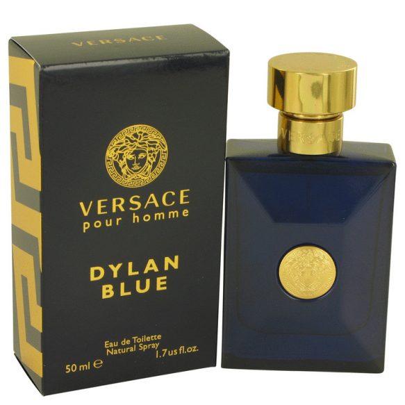 Nước hoa Versace Pour Homme Dylan Blue Eau De Toilette EDT 50ml nam