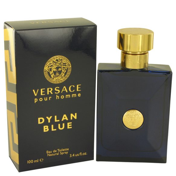 Nước hoa Versace Pour Homme Dylan Blue Eau De Toilette EDT 100ml nam