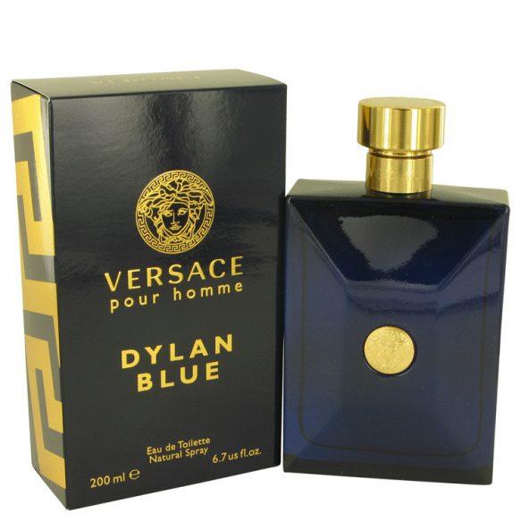 Nước hoa Versace Pour Homme Dylan Blue Eau De Toilette EDT 200ml nam