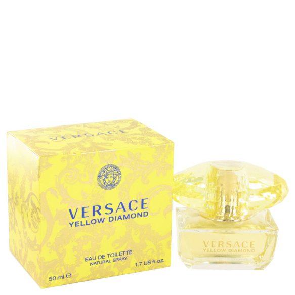 Nước hoa Versace Yellow Diamond Eau De Toilette EDT 50ml nữ