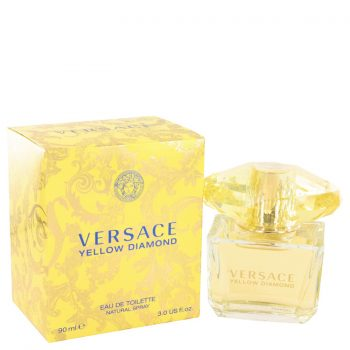 Nước hoa Versace Yellow Diamond Eau De Toilette EDT 90ml nữ