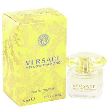 Nước hoa Versace Yellow Diamond Mini EDT 5ml nữ