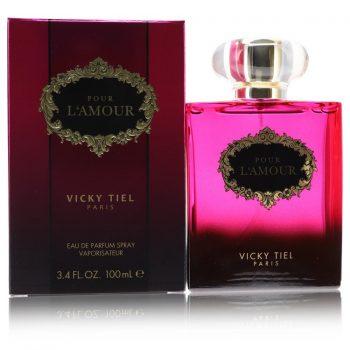 Nước hoa Vicky Tiel Pour L'Amour Eau De Parfum EDP 100ml nữ
