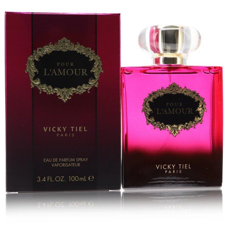 Nước hoa Vicky Tiel Pour L'Amour Eau De Parfum EDP 100ml Sale Từ Mỹ Pháp UK Giá sỉ rẻ nhất ở tại Hà nội & TPHCM