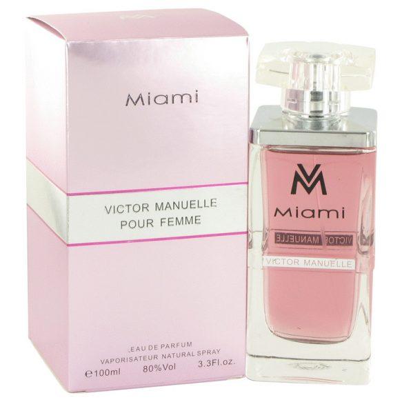 Nước hoa Victor Manuelle Miami Eau De Parfum EDP 100ml nữ