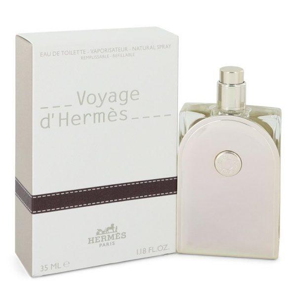 Nước hoa Voyage D'Hermes Eau De Toilette EDT Refillable 1