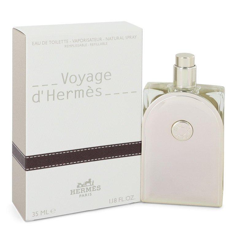 Nước hoa Voyage D'Hermes Eau De Toilette EDT Refillable 1,18 oz Sale Từ Mỹ Pháp UK Giá sỉ rẻ nhất ở tại Hà nội & TPHCM