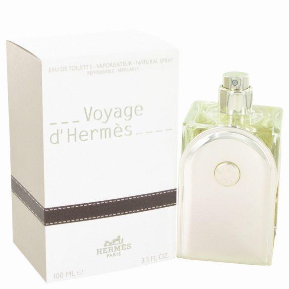 Nước hoa Voyage D'Hermes Eau De Toilette EDT Refillable 100ml nam