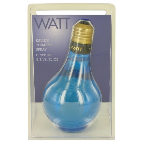 Nước hoa Watt Blue Eau De Toilette EDT 200ml nam