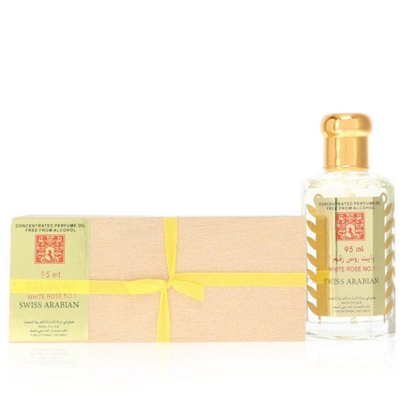 Nước hoa White Rose No 1 Concentrated Perfume Oil Không cồn Unisex 100ml 3