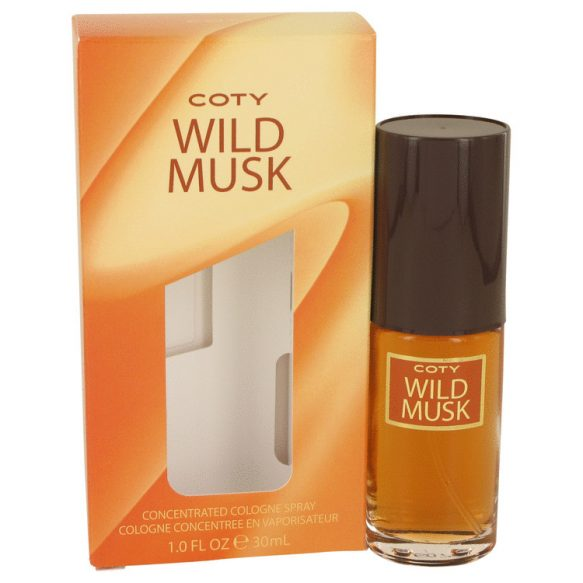 Nước hoa Wild Musk Concentrate Cologne 30ml nữ