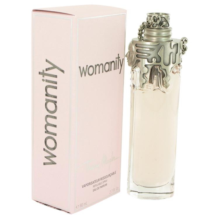 Nước hoa Womanity Eau De Parfum EDP Refillable 80ml Sale Từ Mỹ Pháp UK Giá sỉ rẻ nhất ở tại Hà nội & TPHCM