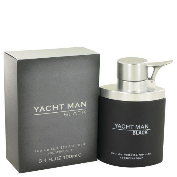 Nước hoa Yacht Man Black Eau De Toilette EDT 100ml nam