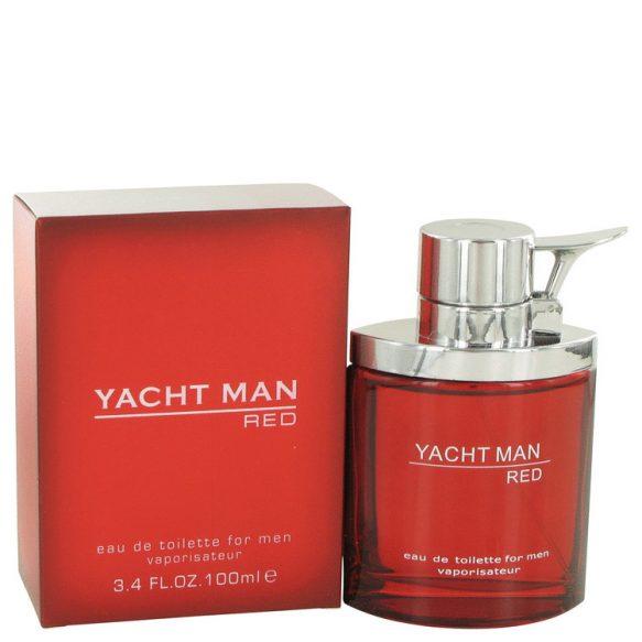 Nước hoa Yacht Man Red Eau De Toilette EDT 100ml nam
