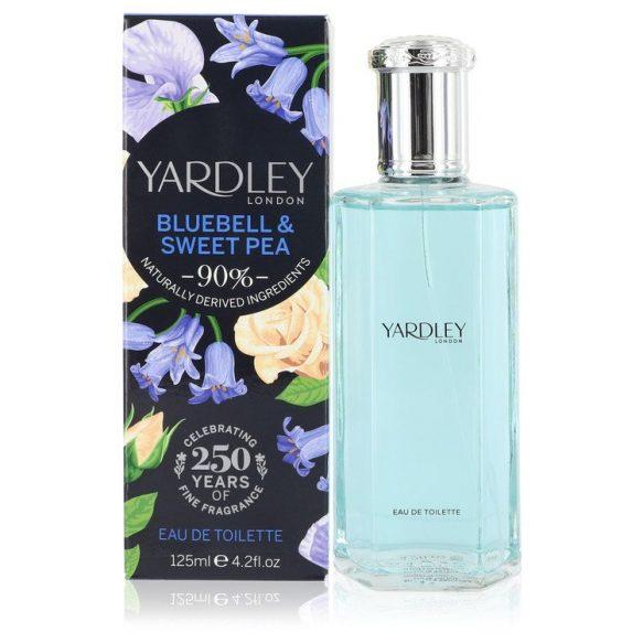 Nước hoa Yardley Bluebell & Sweet Pea Eau De Toilette EDT 125ml nữ