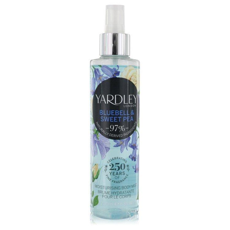 Nước hoa Yardley Bluebell & Sweet Pea Moisturizing Body Mist 200ml Sale Từ Mỹ Pháp UK Giá sỉ rẻ nhất ở tại Hà nội & TPHCM