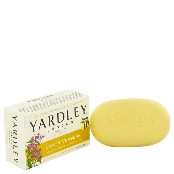 Nước hoa Yardley London Soaps Lemon Verbena Naturally Moisturizing Bath Bar 125ml 4