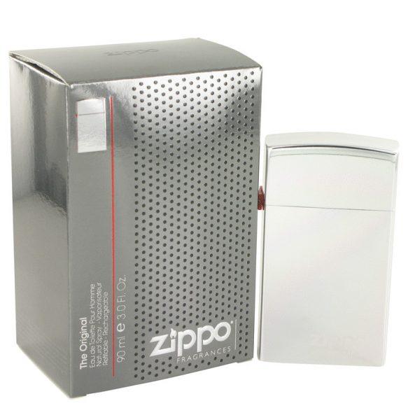 Nước hoa Zippo Silver Eau De Toilette EDT Refillable 90ml nam