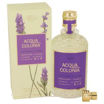 Nước hoa 4711 Acqua Colonia Lavender & Thyme Eau De Cologne EDC Spray Unisex 5.7 oz Chính Hãng