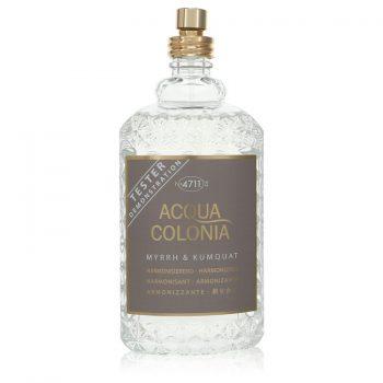 Nước hoa 4711 Acqua Colonia Myrrh & Kumquat Eau De Cologne EDC Spray Tester 5.7 oz Chính Hãng