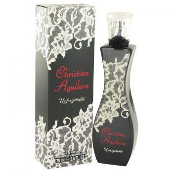 Nước hoa Christina Aguilera Unforgettable Eau De Parfum EDP Spray 75ml Chính Hãng