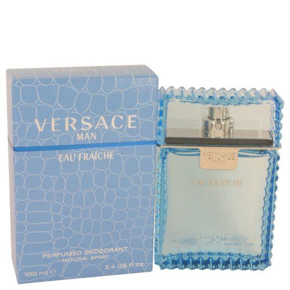 Nước hoa Versace Man Eau Fraiche Xịt khử mùi 100ml Chính Hãng